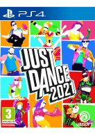 Just Dance 21... on PS4