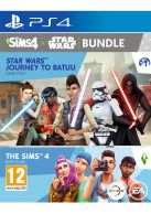 The Sims 4 Star Wars: Journey To Batuu - Base Game and Game ... on PS4