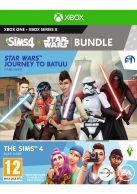 The Sims 4 Star Wars: Journey To Batuu - Base Game and Game ... on Xbox One