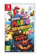 Super Mario 3D World + Bowser's Fury + Steelbook... on Nintendo Switch