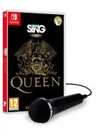 Let's Sing Queen +1 Mic... on Nintendo Switch