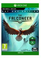The Falconeer... on Xbox Series X