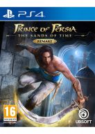 Prince of Persia: The Sands of Time Remake... on PS4