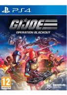 GI-JOE Operation Blackout... on PS4