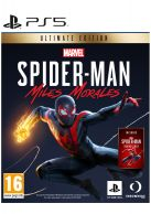 Marvel's Spider-Man: Miles Morales - Ultimate Edition + Bonu... on PS5