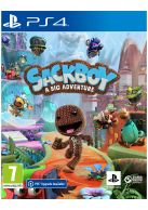 Sackboy: A Big Adventure... on PS4