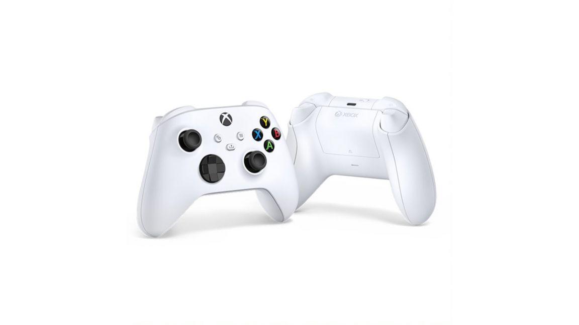 Xbox Wireless Controller - Robot White on Xbox Series X | SimplyGames