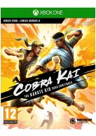 Cobra Kai: The Karate Saga Continues... on Xbox One