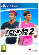 Tennis World Tour 2... on PS4