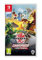 Bakugan Champions Of Vestroia... on Nintendo Switch