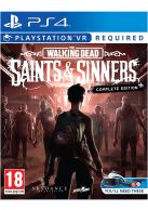 The Walking Dead: Saints & Sinners - The Complete Edition VR... on PS4