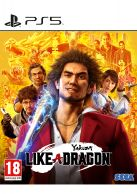 Yakuza: Like A Dragon... on PS5