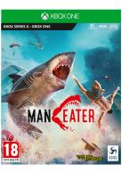 Maneater... on Xbox Series X