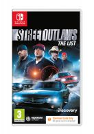 Street Outlaws: The List - Code In A Box... on Nintendo Switch