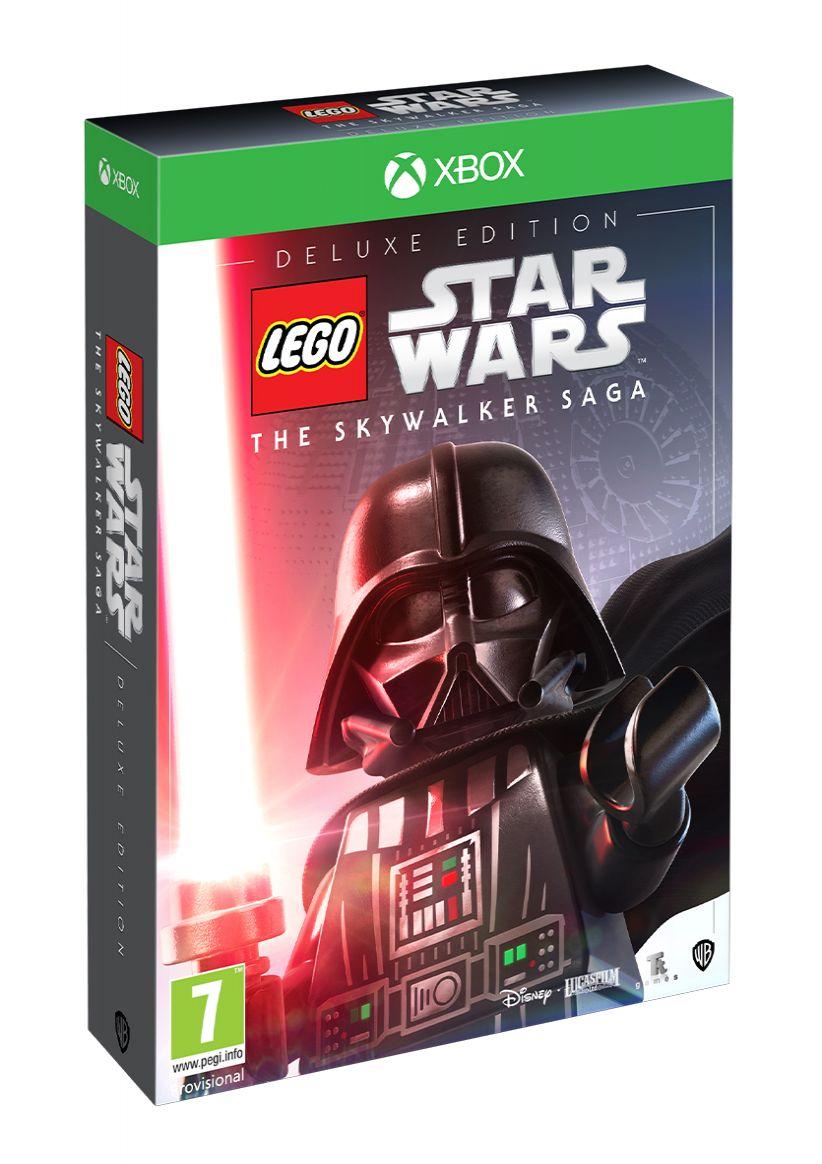 lego star wars the skywalker saga  deluxe edition on