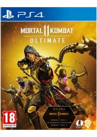 Mortal Kombat 11: Ultimate + Bonus DLC... on PS4
