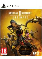 Mortal Kombat 11: Ultimate + Pre-Order Bonus... on PS5