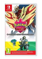 Pokemon Shield + Expansion Pass... on Nintendo Switch