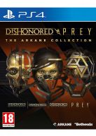 Dishonored & Prey: The Arkane Collection... on PS4
