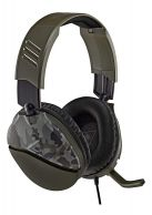Turtle Beach Recon 70 Green Camo Gaming Headset... on PS4