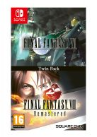 FINAL FANTASY VII and FINAL FANTASY VIII Remastered - Twin P... on Nintendo Switch