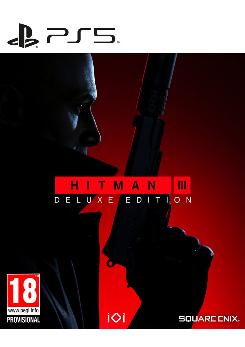 Hitman 3: Deluxe Edition on PS5 | SimplyGames