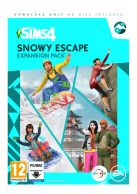The Sims 4: Snowy Escape Expansion Pack... on PC