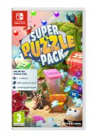 Super Puzzle Pack... on Nintendo Switch