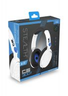 Stealth C6-300V Premium Stereo Gaming Headset - White... on PS5