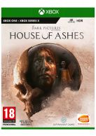 The Dark Pictures Anthology: House of Ashes... on Xbox Series X