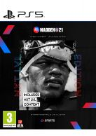 Madden NFL 21... on PS5