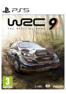 WRC 9... on PS5