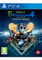 Monster Energy Supercross - The Official Videogame 4... on PS4