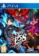 Persona 5 Strikers... on PS4