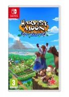 Harvest Moon: One World + Pre-Order Keyring... on Nintendo Switch