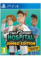 Two Point Hospital Jumbo Edition... on PS4