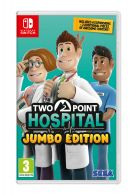 Two Point Hospital Jumbo Edition... on Nintendo Switch