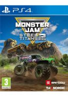 Monster Jam Steel Titans 2... on PS4